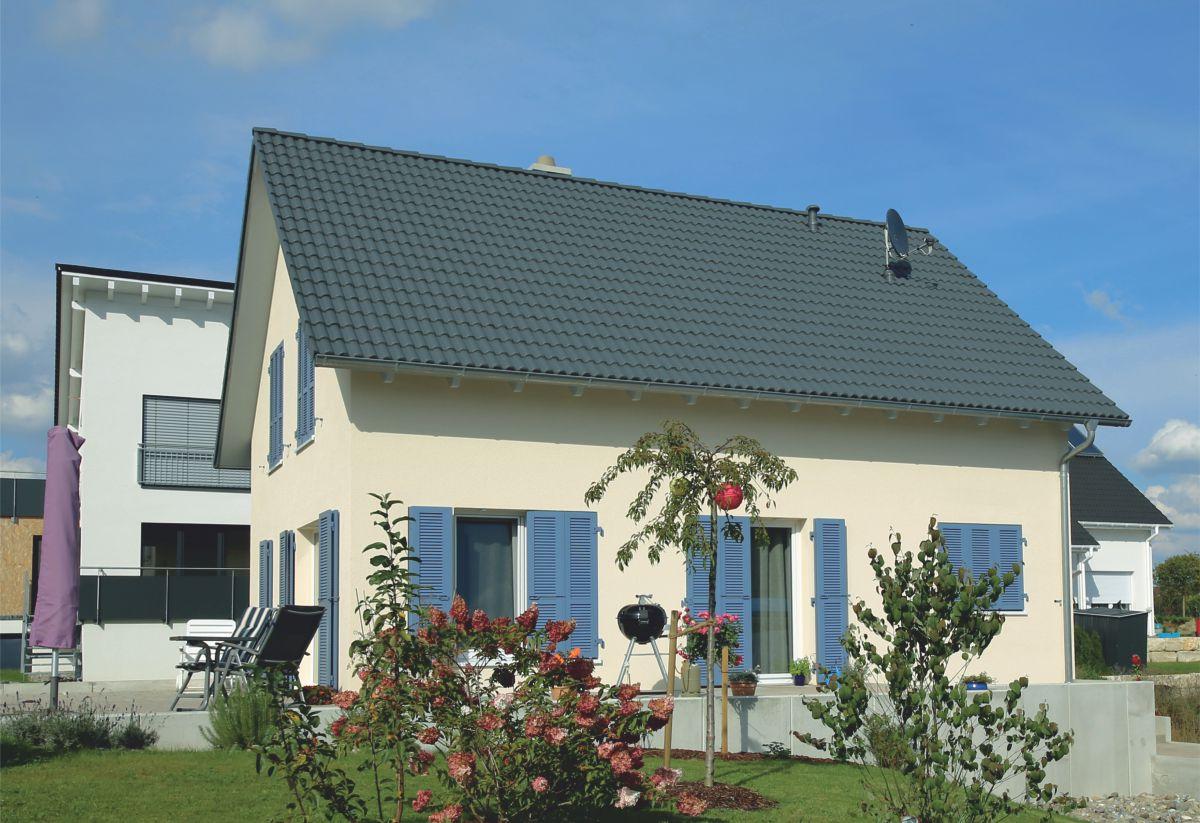 Einfamilienhaus Landstil In Holzstanderbauweise Morth Stocker